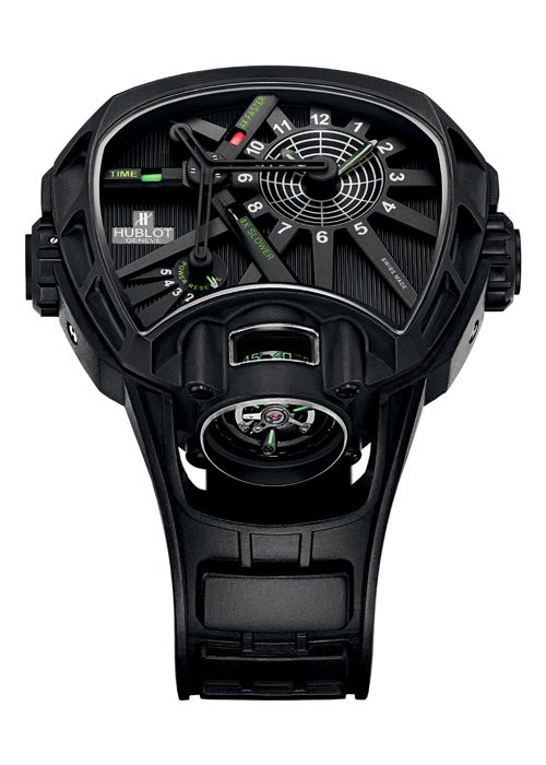 264ddfb8375 MP-02 Key of Time Complicated watch from Hublot
