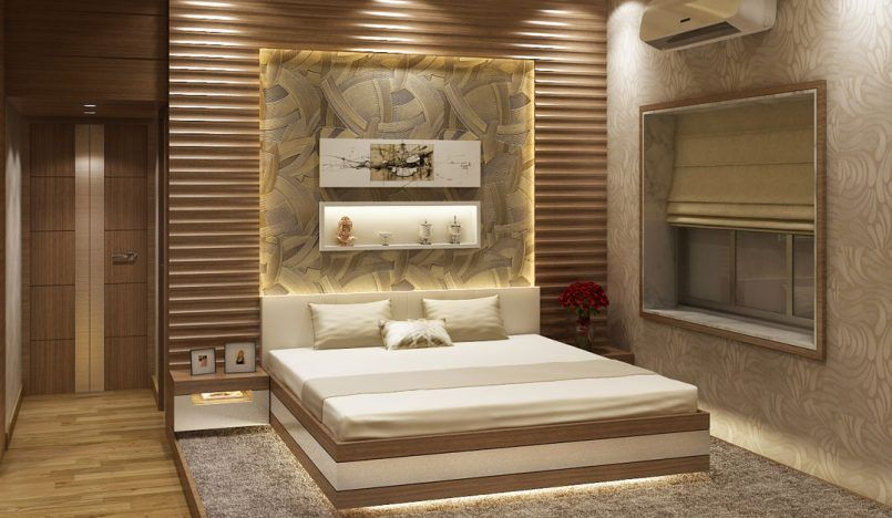 Bedroom Elevations Interior Design House Interior Design Bedroom