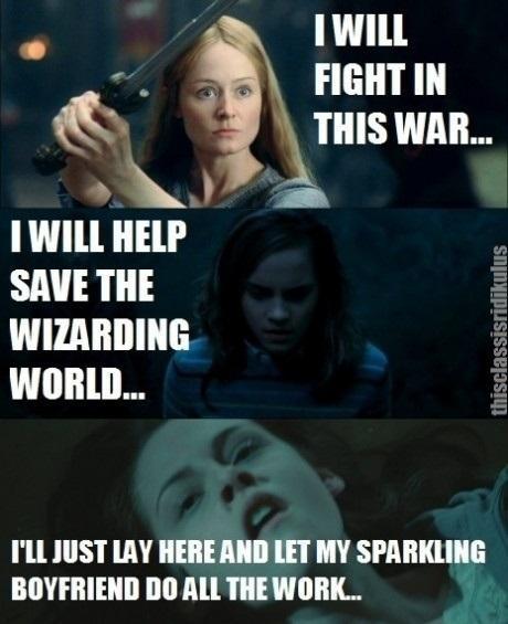 The Best Twilight Jokes About Bella And Edward Harry Potter Twilight Twilight Funny Harry Potter Jokes
