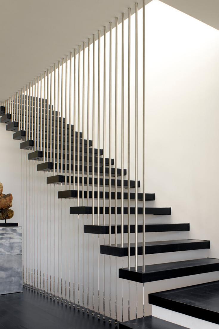Top 10 Unique Modern Staircase Design Ideas For Your Dream House In 2020 Stairs Design Modern Stair Railing Design Modern Stair Railing