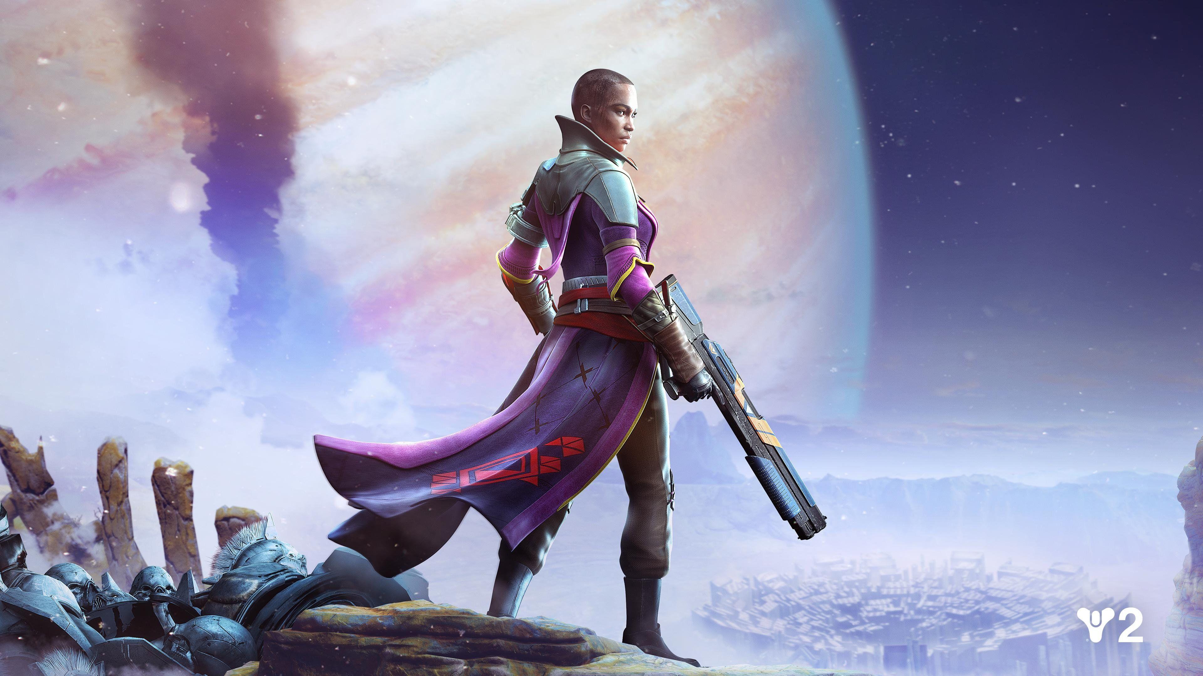 45602ba6d4c Destiny 2 Ikora Rey Wallpaper