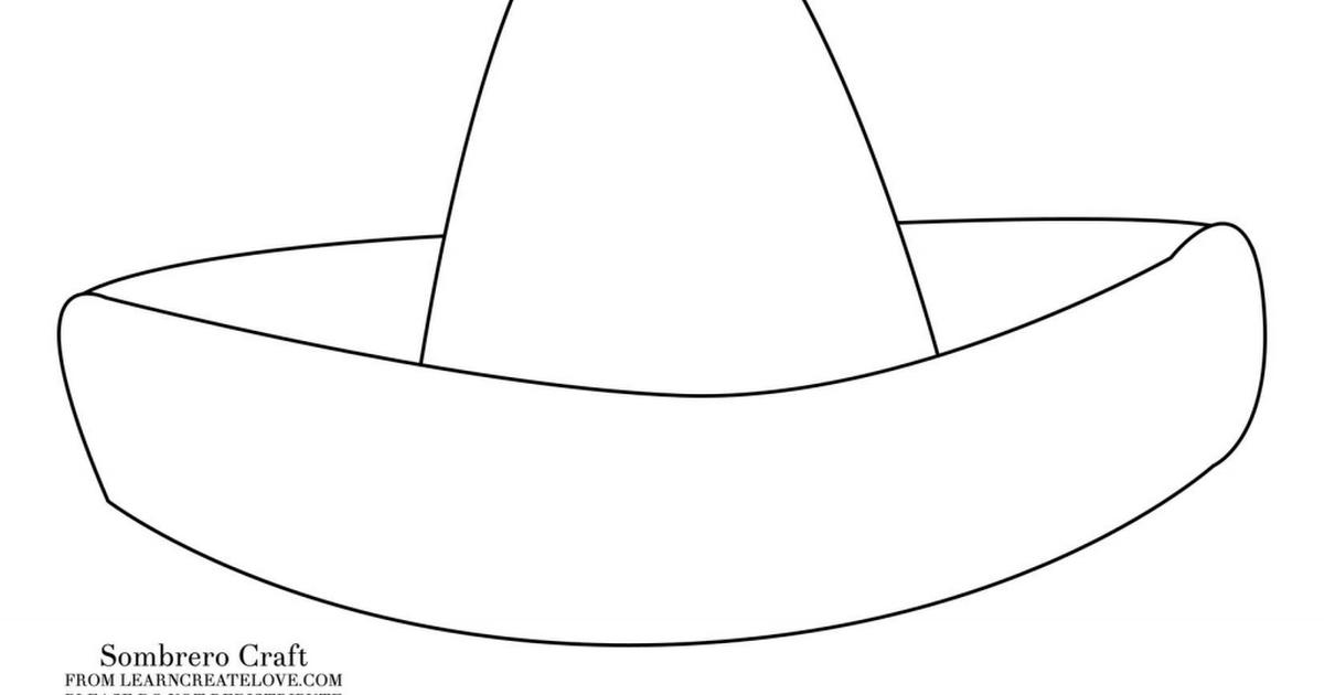 Sombrero Pdf Actividades De Comprension Actividades De Aprendizaje Para Ninos Actividades De Aprendizaje