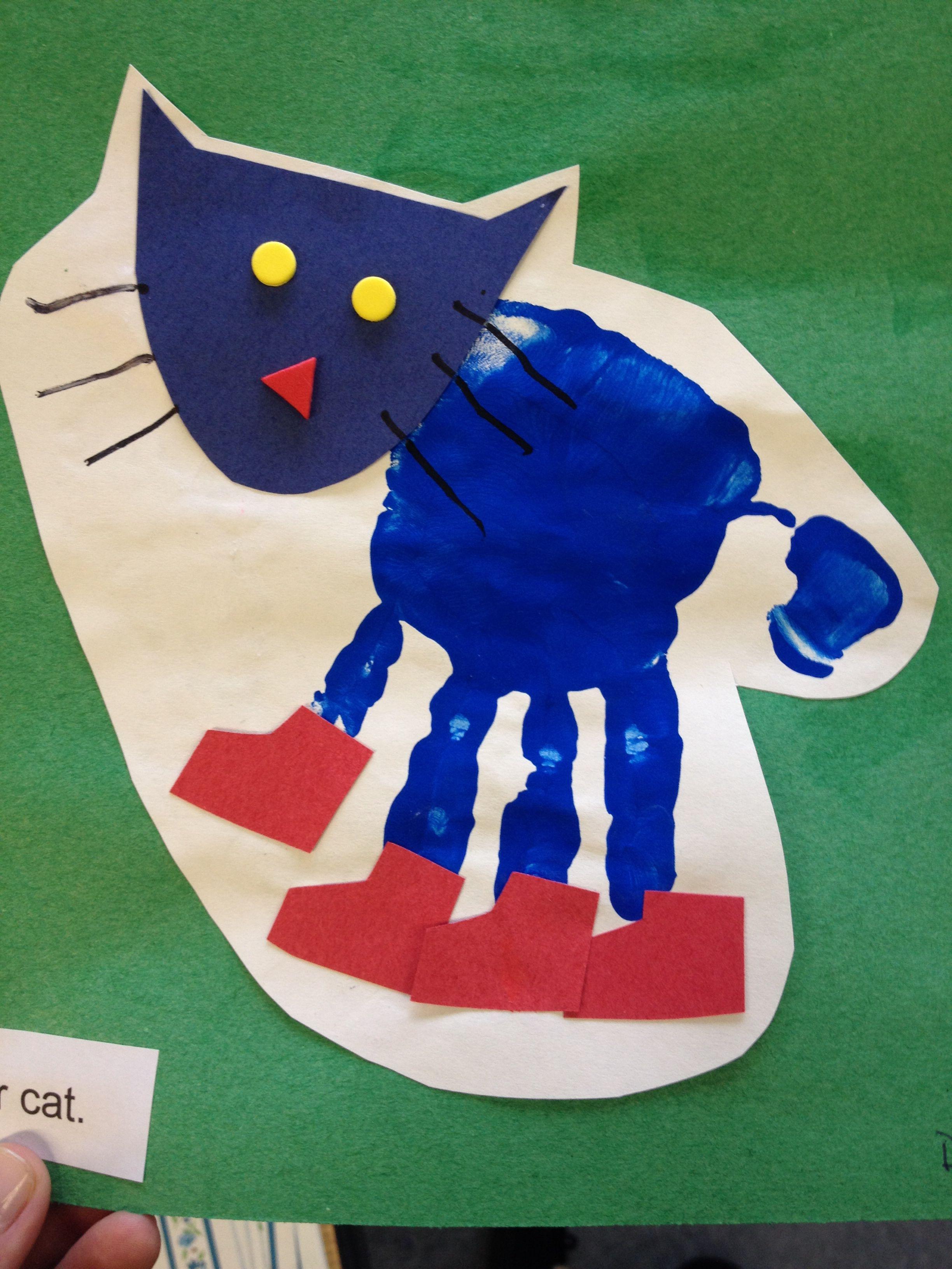 Pete The Cat Art
