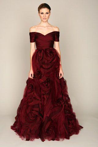 Monique Lhuillier | Fancy Gowns | Pinterest | Traum-Hochzeit ...