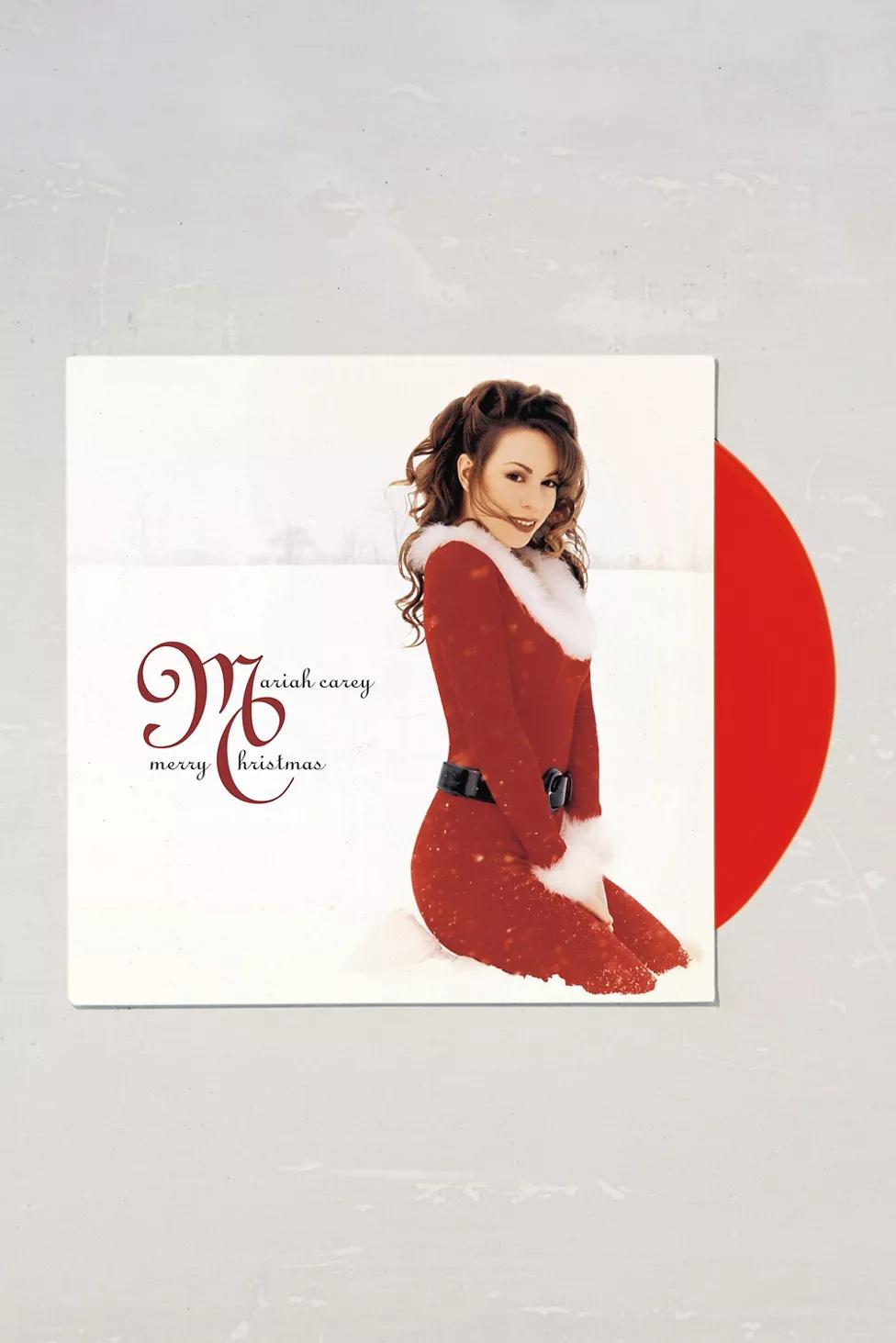 Mariah Carey Merry Christmas Lp In 2020 Mariah Carey Merry Christmas Best Christmas Music Christmas Music Playlist