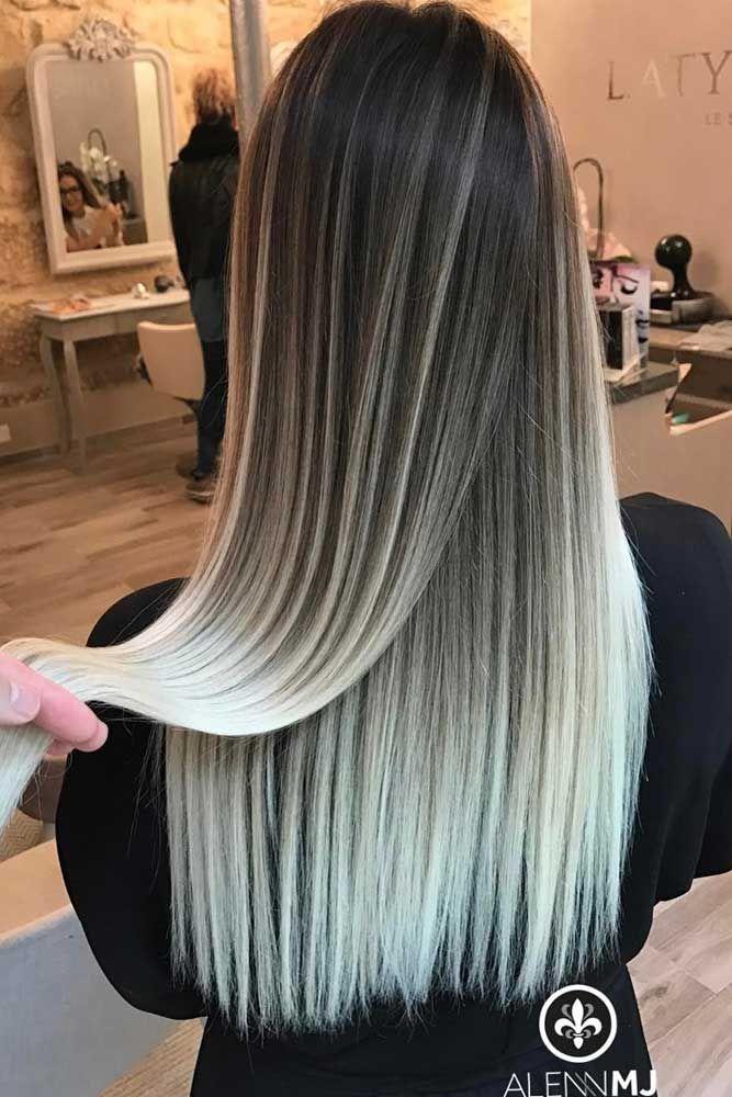 50 Balayage Hair Ideas In Brown To Caramel Tone Hair
