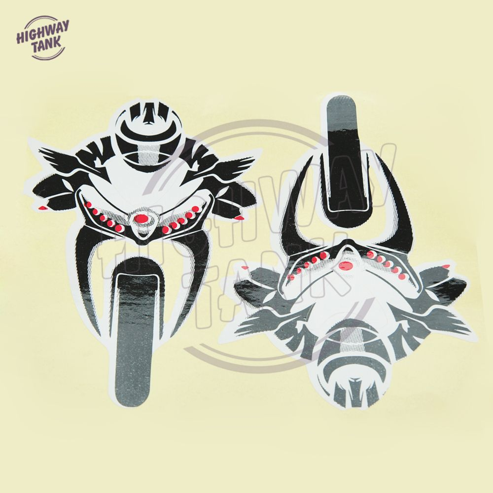 PVC Personality Patterns Motorcycles Sticker Motostyling Racing - Stickers for motorcycles kawasaki