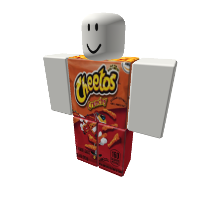 Customize Your Avatar With The Cheeto Cheeto Cheeto Cheeto Cheeto Cheeto Cheeto And Millions Of Other Items Mix Match This Roblox Create An Avatar Cheetos