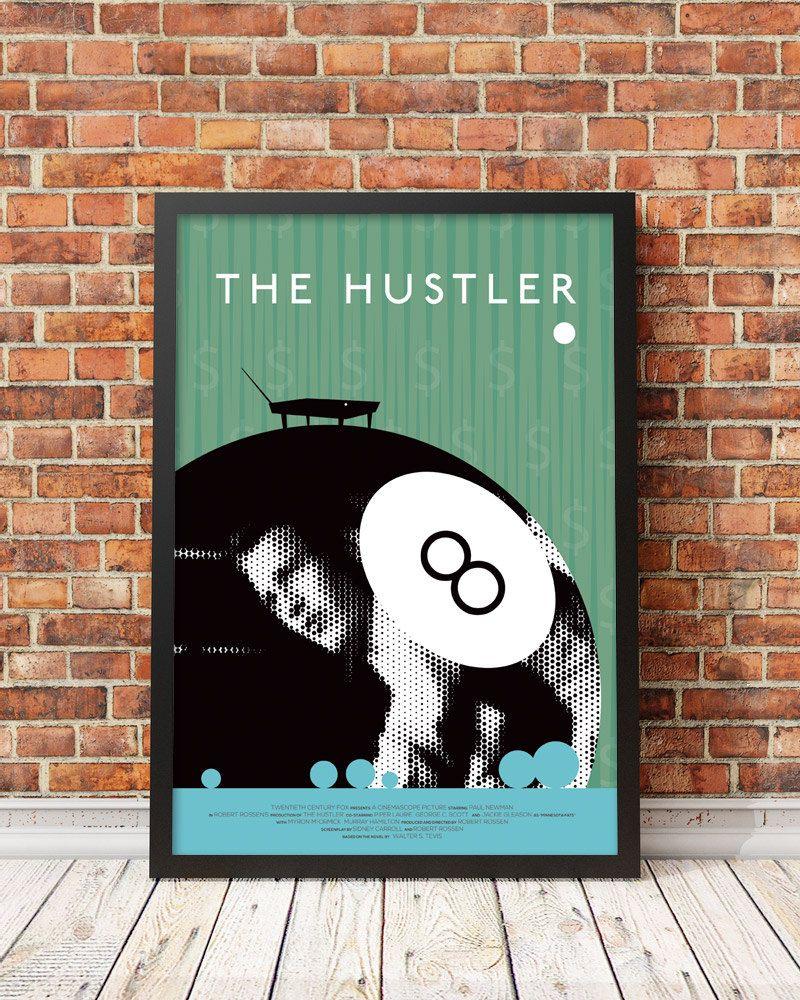 Movie furniture the hustler
