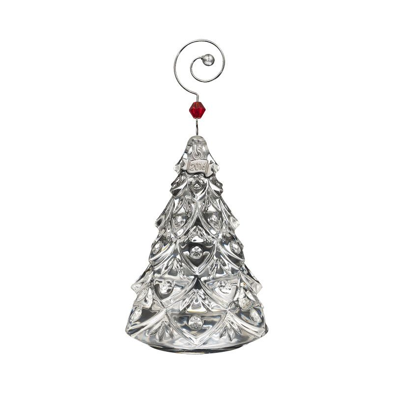 2016 Mini Tree | Waterford Crystal Christmas Ornament - Waterford Crystal Mini Tree 2016Crystal Christmas Ornament By