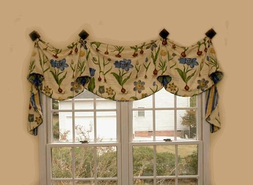 pick up valances with reveal window treatments Pinterest