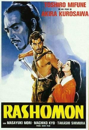 Rashomon (1950)