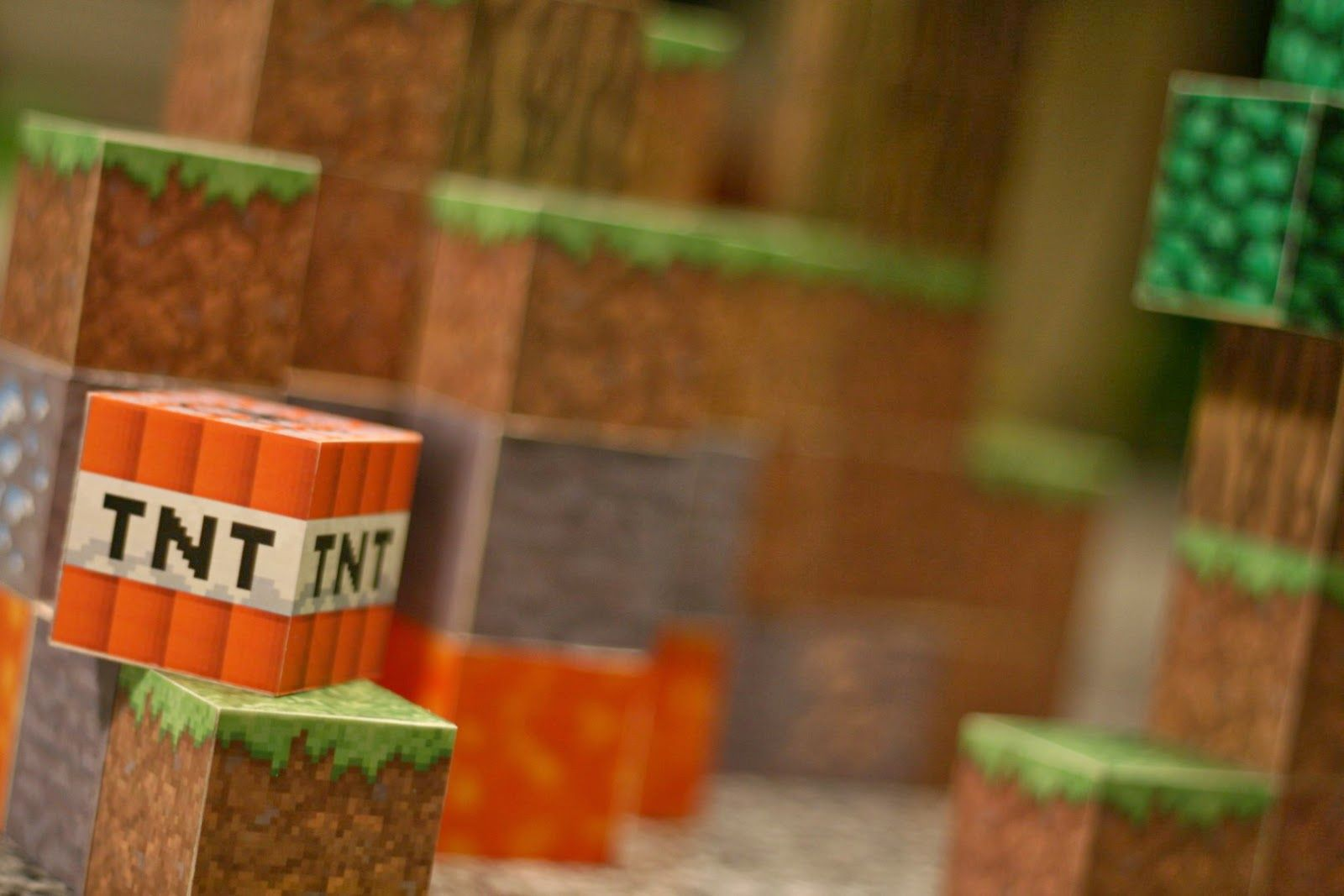 My Kids Would Love These Life Of Gregory D Diy Wood Minecraft Blocks Minecraft Blocks Wood Diy Minecraft