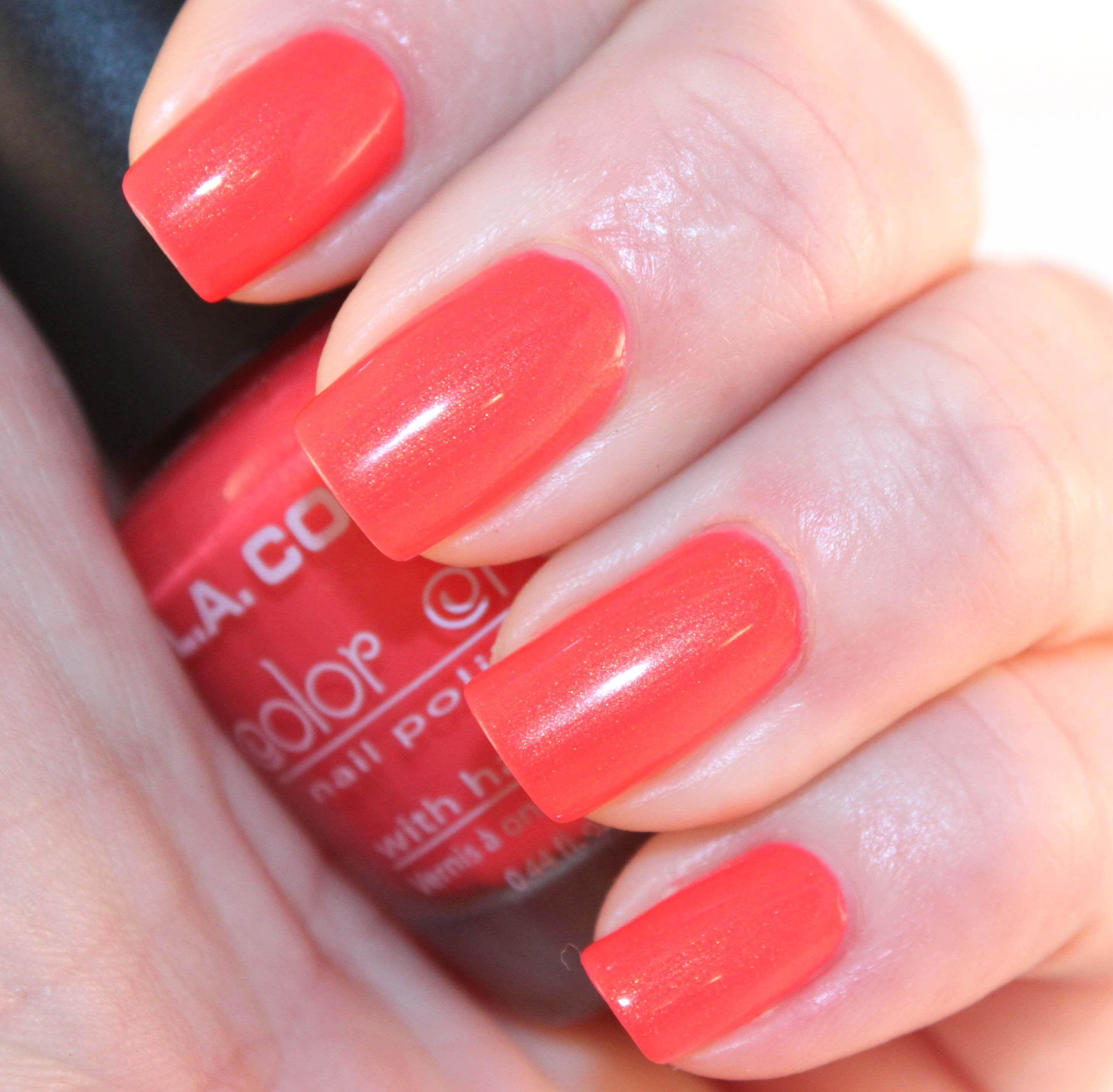 LA Colors Color Craze - Magnetic Force | Fingernails - Have - G thru ...