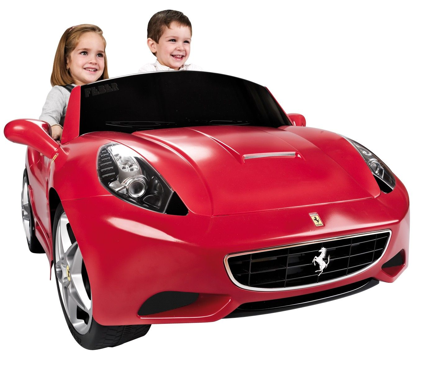 licensed 12v feber ferrari ride on electric car kids electric cars little cars