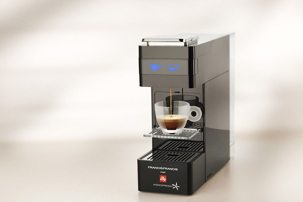 Macchina da caffè Y3 Iperespresso | illy coffee | Pinterest ...