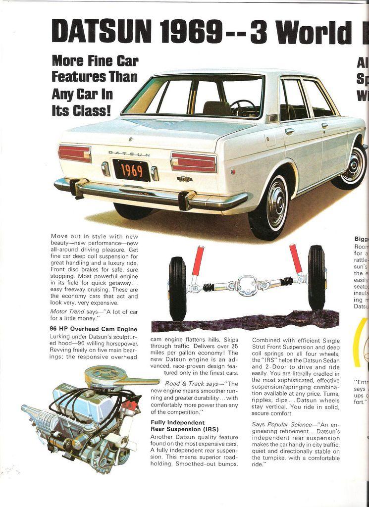 Datsun 004 Datsun 510 Datsun Car Datsun