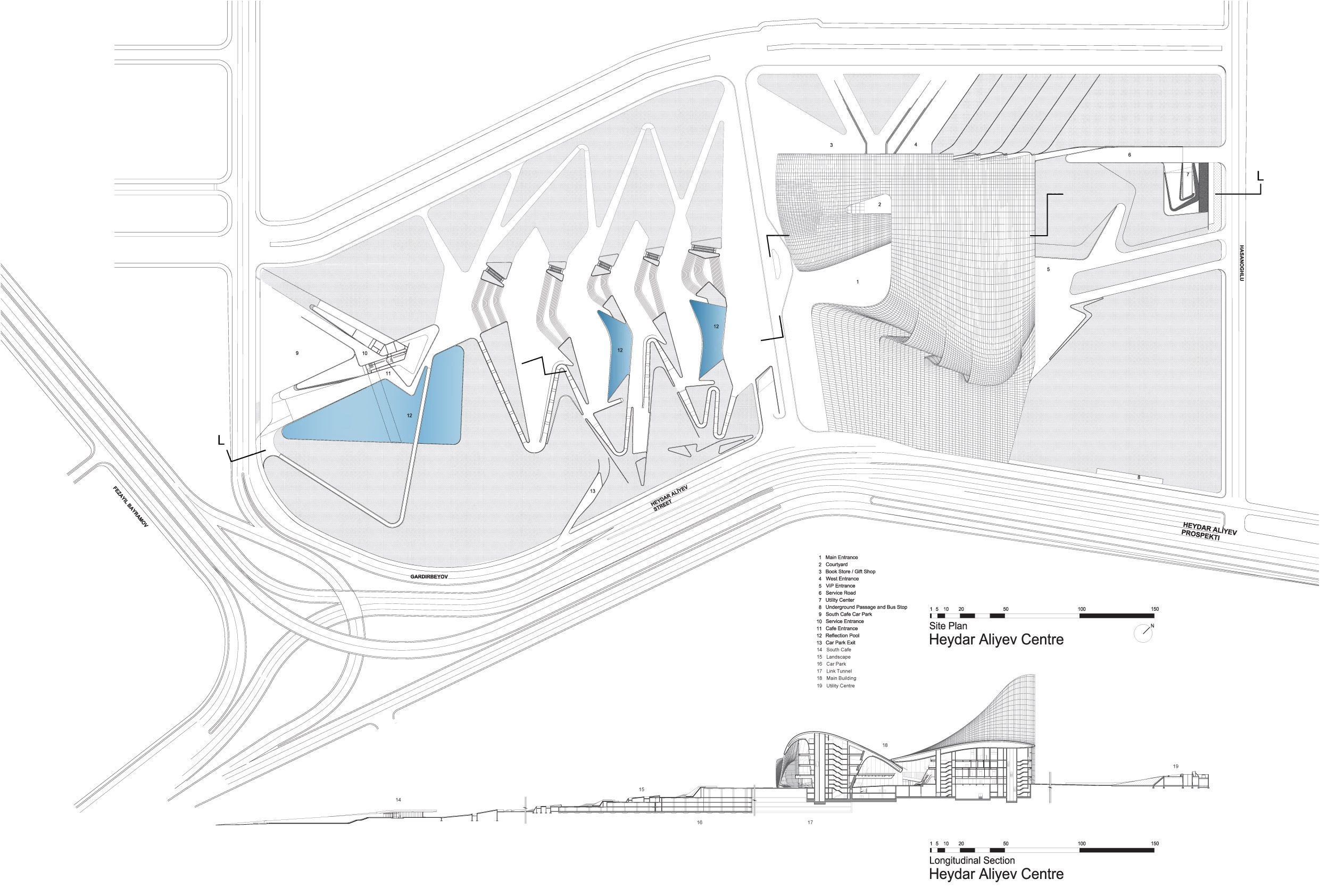 Architecture · Nomination   Architecture: Heydar Aliyev Centre, Zaha Hadid  ...
