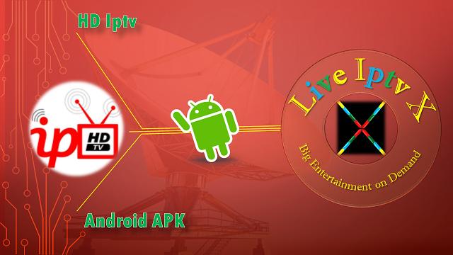HD Android IPTV Premium Apk HD IPTV APK Watch 2000 Live