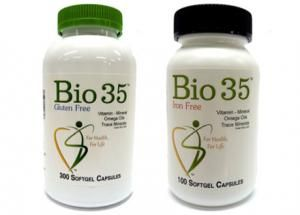 FREE Sample of Bio-35 Nutritional Supplement!