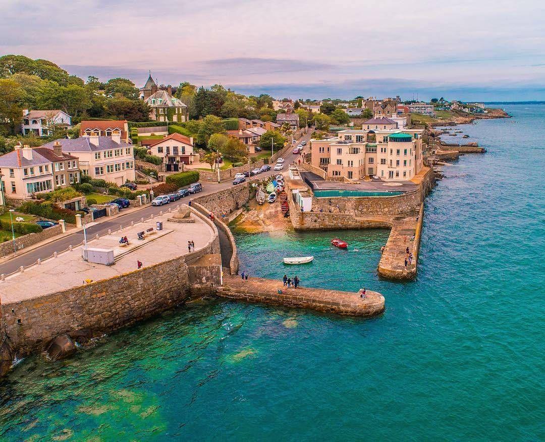 Coliemore Harbour near Dalkey   Dublin, Ireland   Places ...