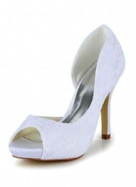 Scarpe Da Sposa On Line Economiche.Scarpe Sposa Economiche Online In Pizzo Spuntate Scarpe Da Sposa