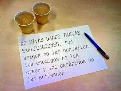 Caracter Frases