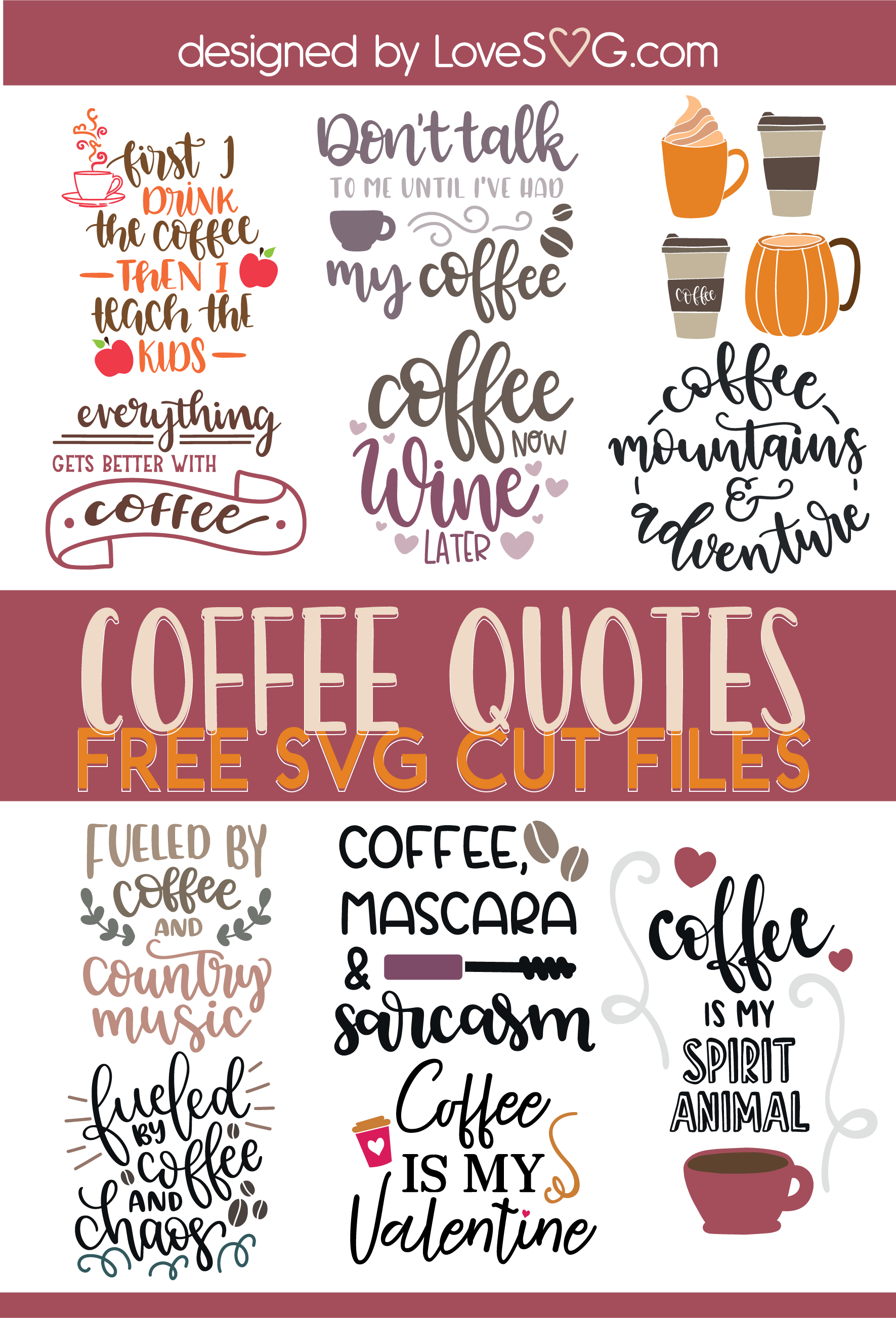 Pin On Free Funny Quotes Svg Cut Files Lovesvg Com