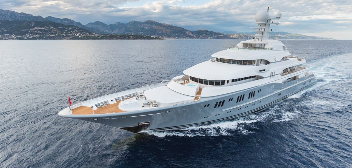 New or Used Motor Yachts for Sale Around the World ...