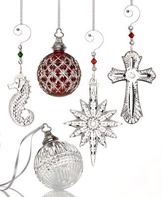 Swarovski Christmas Ornament 1991