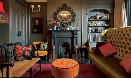 Ros anderson finds out how to achieve faux georgian interior design