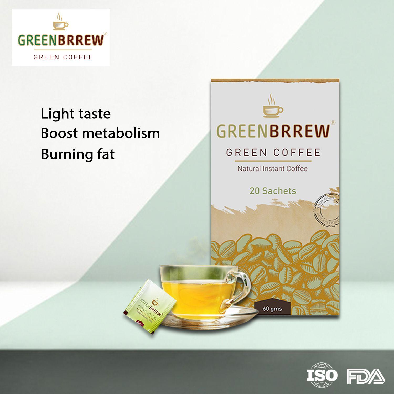 Greenbrrew natural green coffee in 2020 green coffee