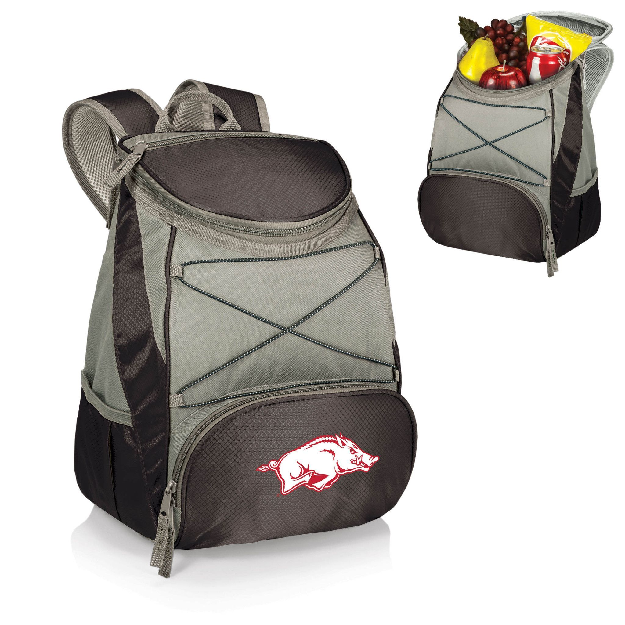PTX Cooler Backpack- University of Arkansas Razorbacks