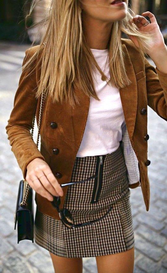 #Abbigliamento femminile autunno #Abbigliamento femminile vertiginoso autunno femminile – Moda donna 60