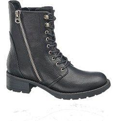 Deichmann Jesien Zima 2014 2015 Trendy W Modzie Combat Boots Boots Shoes