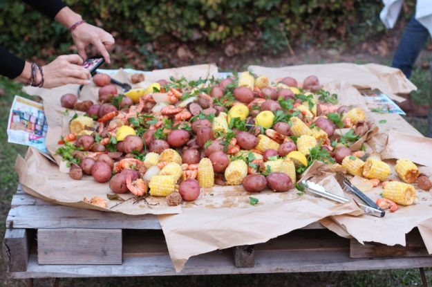 Low Country Boil Decorations Google Search Low Country Boil