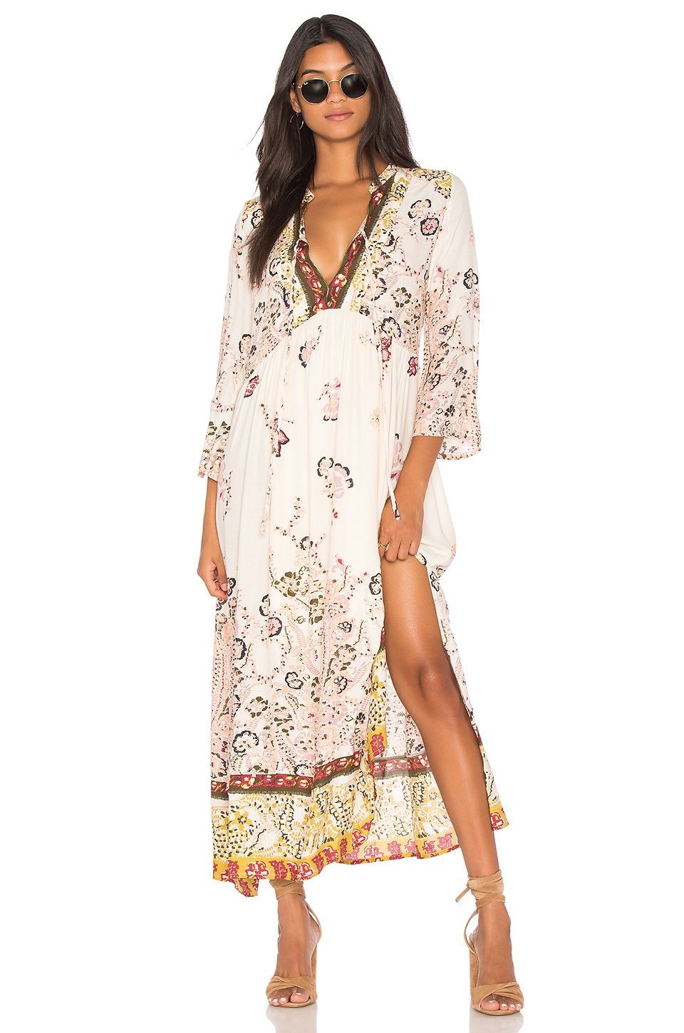 abe6326d5 FREE PEOPLE IF YOU ONLY KNEW MIDI DRESS. #freepeople #cloth # Midi Dress