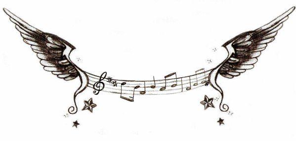 Dessin Note De Musique Noir Et Blanc Recherche Google Megane