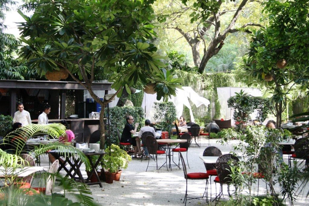 Lodhi - The Garden Restaurant, New Delhi - Restaurant Reviews, Phone ...
