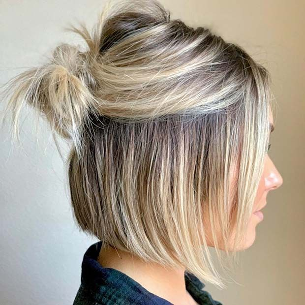 23 Best Short Bob Haircut Ideas to Copy in 2020 | Page 2 of 2 | StayGlam