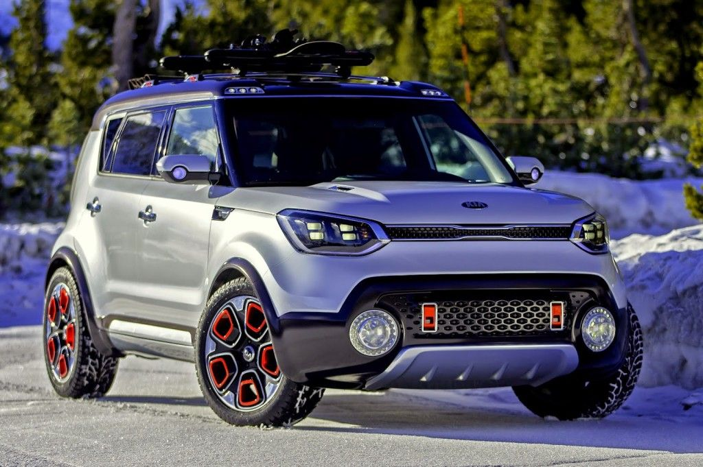 Kia Soul Ev Awd Colors Car On The Road Pinterest Kia