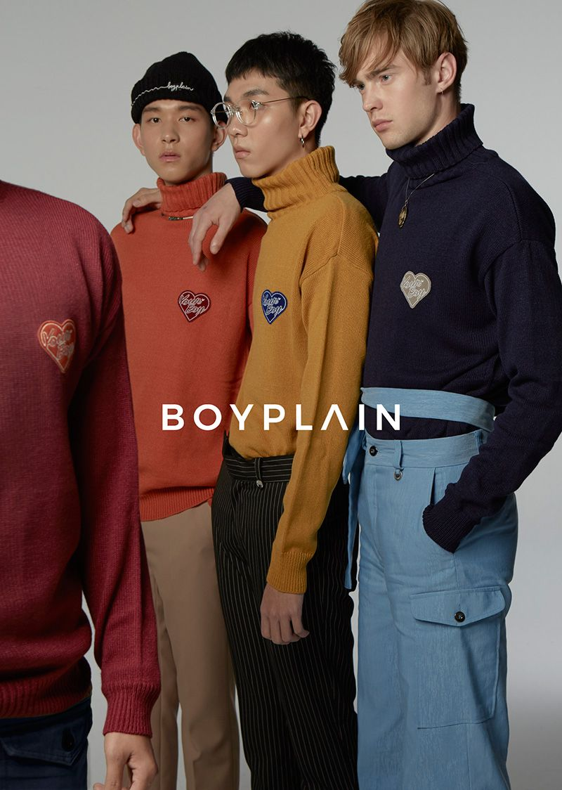 Boyplain Cruise 2018  Fucking Young! is part of Hipster mens fashion - Boyplain unveiled the lookbook for its Cruise 2018 collection, shot by John Tods and styled by Dome Songpakon
