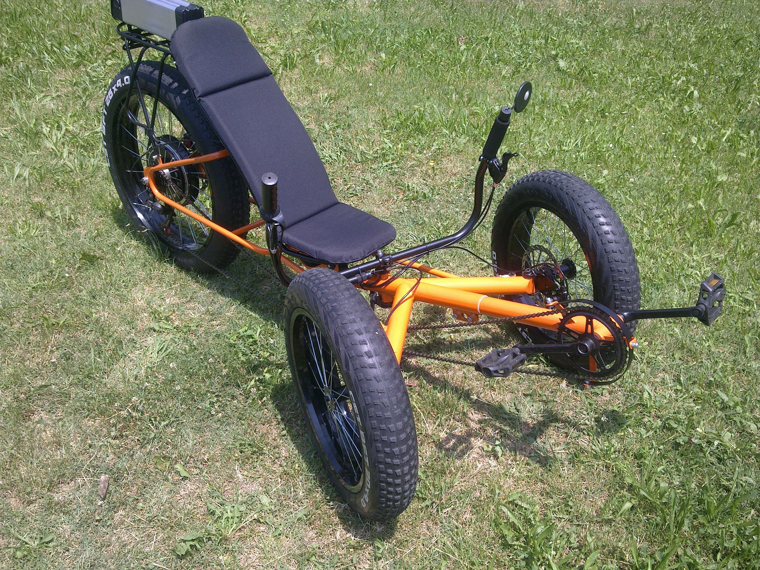 Fat Trike Electric