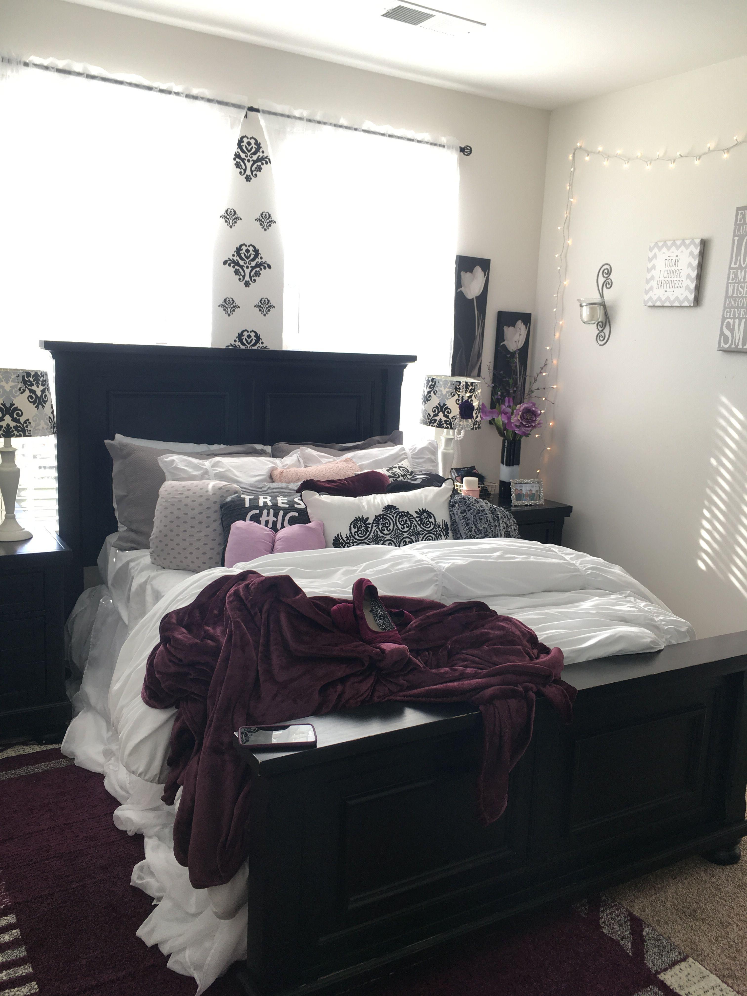 Bedroom Stuff, Bedroom Office, Dream Bedroom, Bedroom Decor, Bedroom Ideas,  Teen Girl Bedrooms, Extra Rooms, Room Organization, House Goals