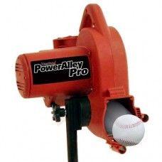 PowerAlley Pro Real Baseball Pitching Machine