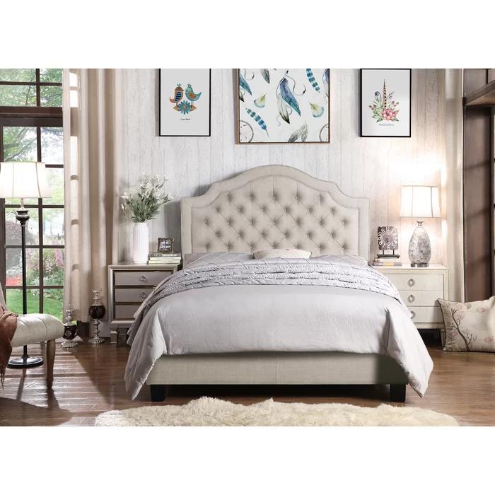 Swanley Upholstered Standard Bed Upholstered platform