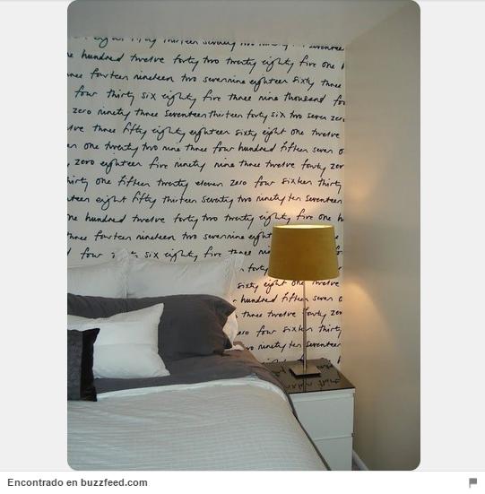 os dejamos las ideas de cabeceros ms bonitos y originales que hemos recogido de internet y