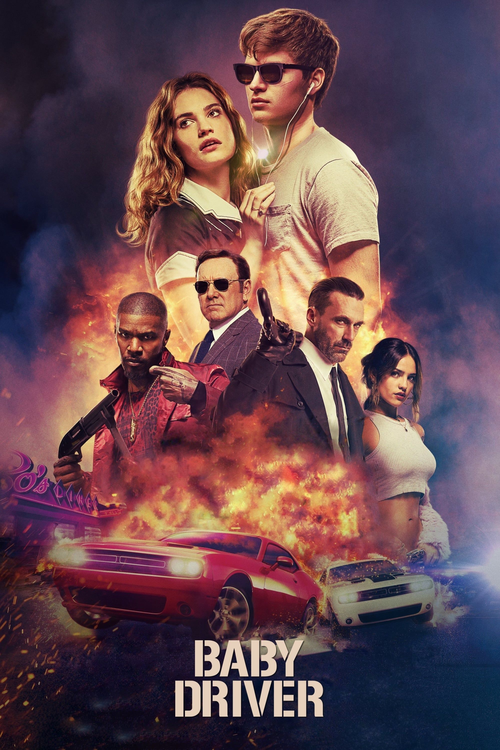 Baby Driver Movies In 2019 Baby Driver Full Movie Baby Driver