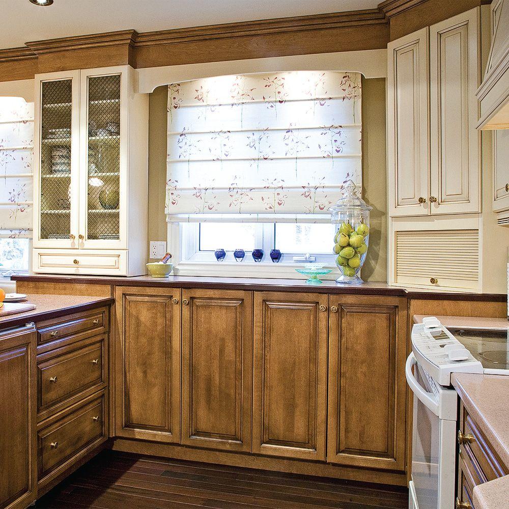 Pintar gabinetes de cocina ideas uk - Ideas Estores Traslucidos Decoracion Ventanas Cocinas