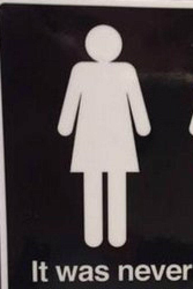 This Will Change How You See The Women's Toilet Symbol Forever